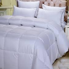 Comforter Thread Count Dobby White Down Alternative Comforter Ultra Warm Winter Weight