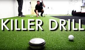 killer putting drill tour pro putting golf the green
