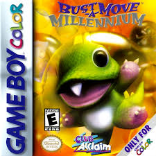 play bust a move millennium nintendo game boy color online play