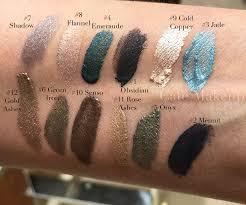 obsidian color eyes giorgio armani eye tint archives café makeup
