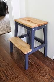 ikea bekvam step stool hack for kids danks and honey