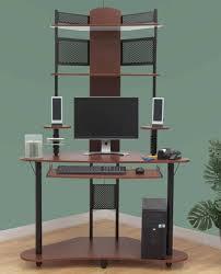 A Tower Corner Computer Desk Tower Corner Computer Desk