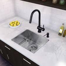Wholesale Kitchen Faucets Black Kitchen Sinks At Home Depot Best Sink Decoration