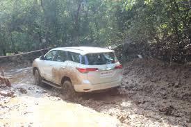lexus used mumbai toyota fortuner experiential drive camp