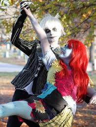 Sally Jack Halloween Costumes 12 Spooky Scary Unique Diy Couples Costumes Gurl