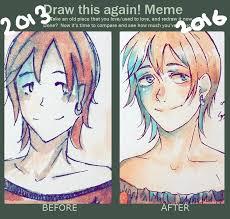 Before And After Meme - before and after meme 2013 vs 2016 by riceballs4me on deviantart