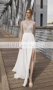 80 off trumpet halter wedding dresses icdresses com