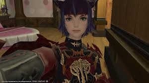 hair show in te show your miqo te page 440