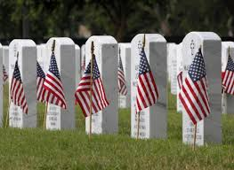 Grave Marker Flags All Are Invited To Help Place Flags At Biloxi National Cemetery On