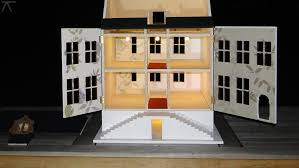 multiplex house multiplex wooden doll house i made for a little named