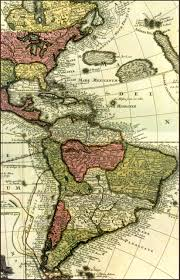 Oldest Map Of North America by Atlas Of South America Wikimedia Commons