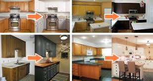 kitchen makeover ideas on a budget kitchen archives homebnc
