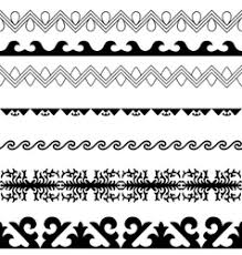 asian ornaments collection historically royalty free vector