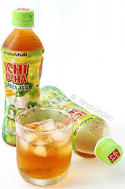 Teh Ichi Oca ichi ocha green tea anakjajan