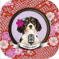 the inky paw cavalier king charles spaniel gifts cards