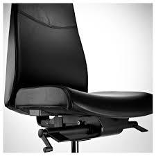 Ikea Office Swivel Chair Volmar Swivel Chair Mjuk Black Ikea