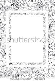 frame flowers congratulations cards price tags stock vector