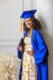 baby graduation cap and gown cap gown portraits are the sign of your accomplishment