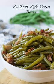 southern style green beans spicy southern kitchen