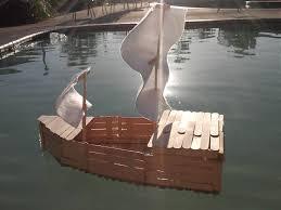 i built a pirate ship that floats kinda imgur