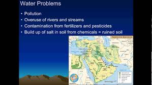 Map Of Southwest Asia And North Africa by North Africa And Southwest Asia Oil And Water Youtube