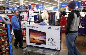 tv for sale black friday u s black friday shopping marked by thinner crowds protests