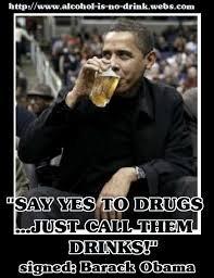 Obama Beer Meme - american president barack obama drinking beer at a sport s flickr