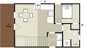 Cabin Floorplan by Small Log Cabin Plans Hickory Hill Log Cabin Conestoga Log Cabins