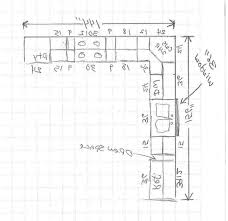 Measuring Kitchen Cabinets Cabinet Kitchen Cabinet Standard Measurements Inside How To