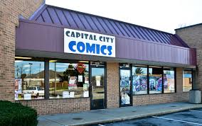 halloween city lancaster ohio capital city comics