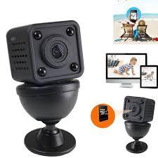 motion detector light with wifi camera xanes hdq9 mini wifi camera no light night vision remote alarm sport