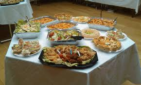 buffet finger food ideas for any event