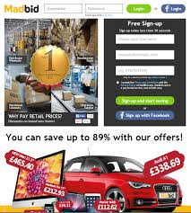 mad bid madbid promo codes discount codes free delivery