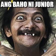 Junior Meme - ang baho ni junior ha meme on memegen