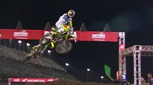 motocross transworld 2017 daytona sx race highlights transworld motocross