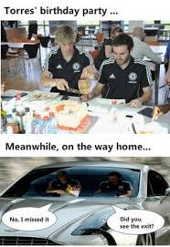 Fernando Torres Meme - on the way home from torres birthday party football pinterest