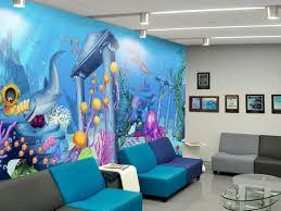 Pediatric Room Decorations Office 33 Murals Pediatric Office Decor Waiting Room Waiting