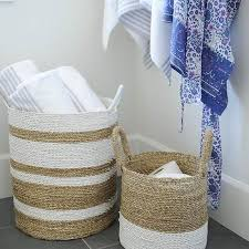 Bathroom Basket Ideas Baskets Design Ideas