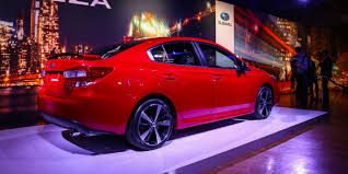 2017 subaru impreza sedan the new generation subaru impreza sedan and hatchback have been