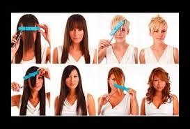 comment se couper les cheveux soi meme se couper les cheveux soi même c est possible à lire