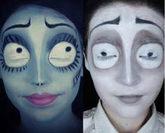 Corpse Bride Halloween Costume Corpse Bride Makeup Tutorial Coming Channel Wednesday