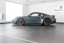2017 black porsche 911 turbo 2017 porsche 911 turbo for sale in colorado springs co 17243