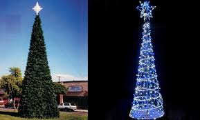 commercial christmas decorations escosigns com