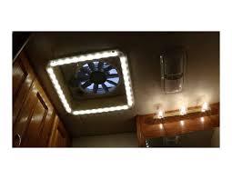 rv 12v light fixtures rv chandelier trailer vent light installation procedure youtube