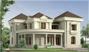 luxury villa floor plans modern bungalows bedroom luxurious bungalow floor plan and 3d