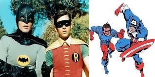 batman robin captain america bucky screamsheet