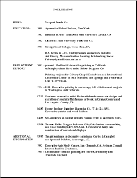 Resume Good Examples by Resume Text Examples Warehouse Associate Resume Sample