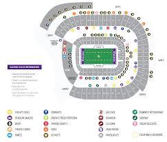 map us bank stadium map us bank stadium creatop me