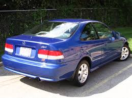 honda civic si 99 fs 1999 honda civic si 1 owner stock ga sold clubsi