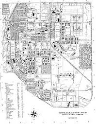 fort carson map fort bliss